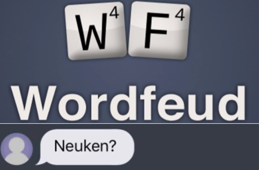 wordfeud als dating site
